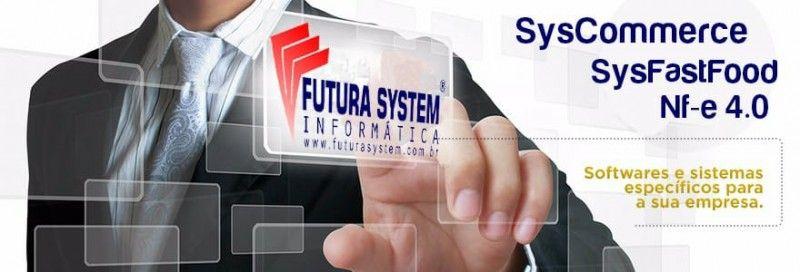 Seja bem vindo(a) ao Porta da Futura System Informática -