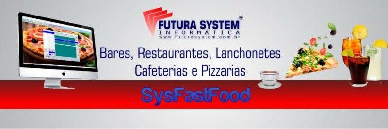 Seja bem vindo(a) ao Porta da Futura System Informática - sysFastFood - Sistema para Bares e Restaurantes.