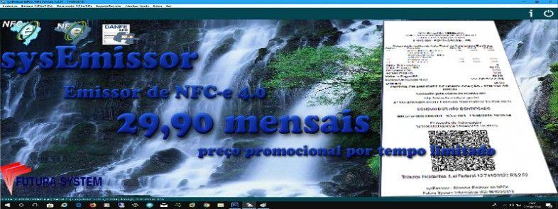 Seja bem vindo(a) ao Porta da Futura System Informática - sysEmissor NFC-e Promo��o do m�s